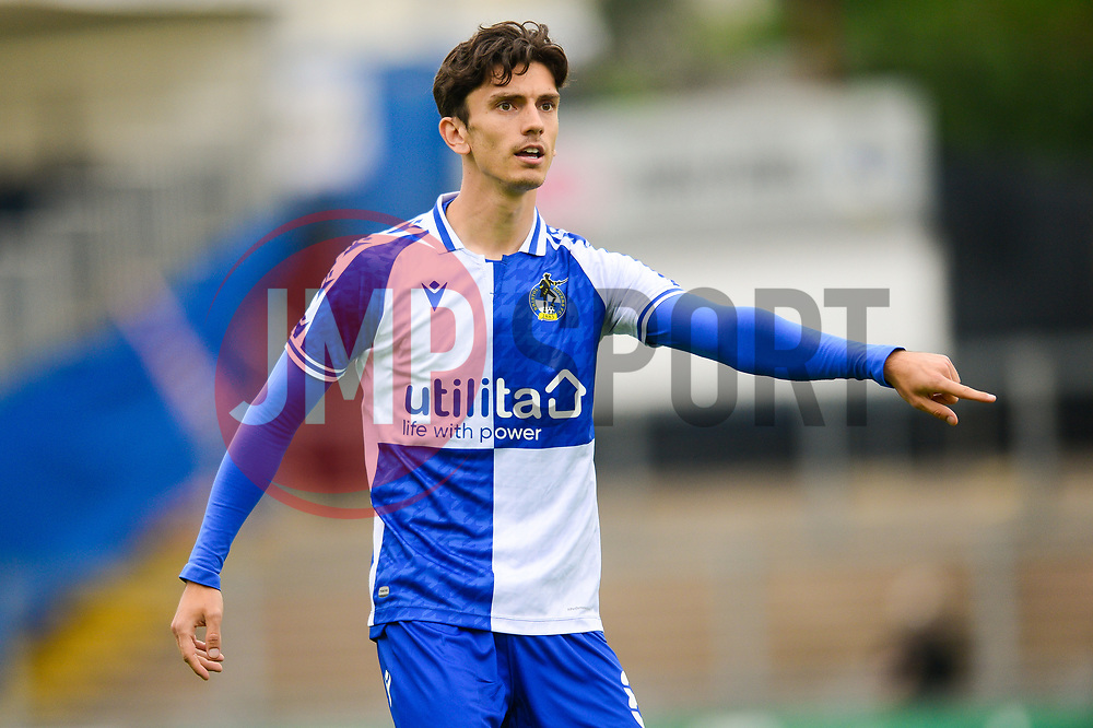 Jack Baldwin of Bristol Rovers - Mandatory by-line: Dougie Allward/JMP - 15/08/2020 - FOOTBALL - Memorial Stadium - Bristol, England - Bristol Rovers v Exeter City - Pre-season friendly