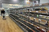 Sainsbury's in Nine Elms during London's Coronavirus pandemic