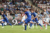 Nice (Francia) 07-06-2017 Stadio Allianz Riviera Friendly match Italia - Uruguay / Italy - Uruguay foto Image Sport/Insidefoto<br /> nella foto: gol Daniele De Rossi