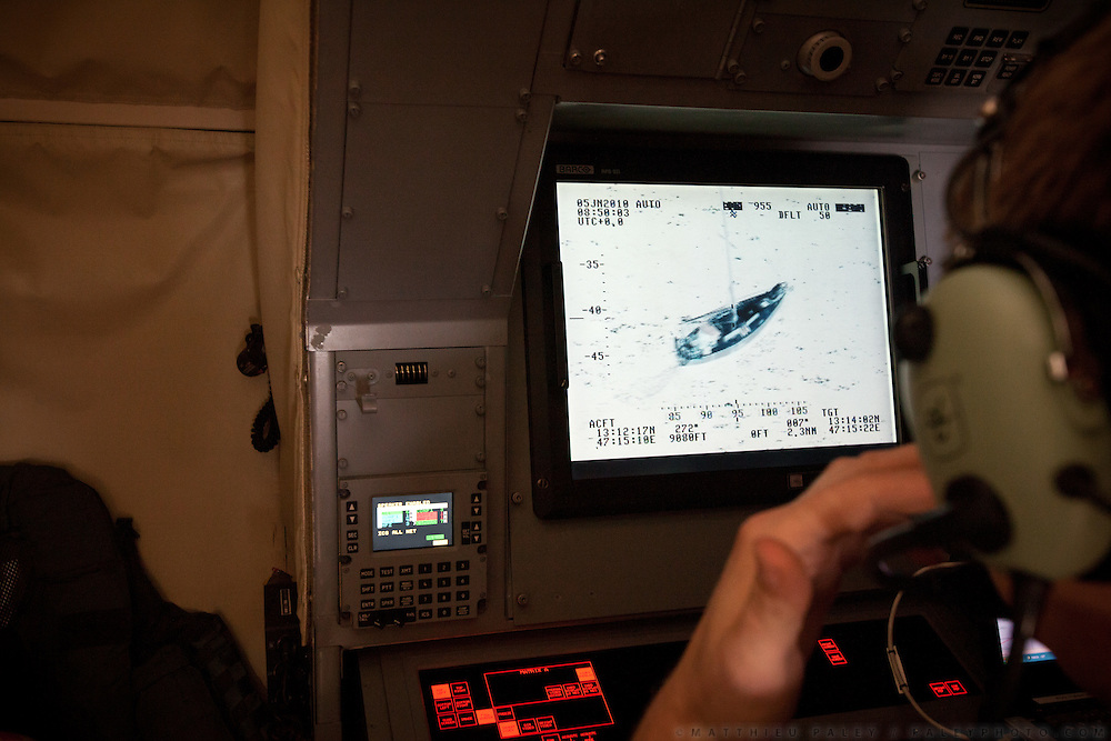 Probably unaware of the piracy, tourists on their sailing boat, off the coast of Somalia, most likely on their way to the Seychelles...German Air Force working with Operation Atalanta (EU anti-piracy mission) and OEF (Operation Enduring Freedom) on sea reconnaissance mission using P3 plane with Infra Red cameras and other high tech equipment, to identify potential piracy activities off the coast of Somalia...The geostrategical and geopolitical importance of the Republic of Djibouti, located on the Horn of Africa, by the Red Sea and the Gulf of Aden, and bordered by Eritrea, Ethiopia and Somalia.