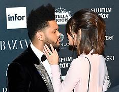 Selena Gomez & Weeknd Split - 30 Oct 2017