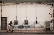Payphones are still common in Havana, Cuba