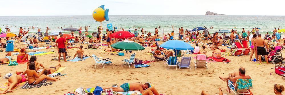 Benidorm, Alicante, Spain