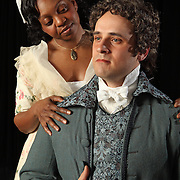 Ava Jenkins and Adam Kemmerer in Sally and Tom (The American Way)