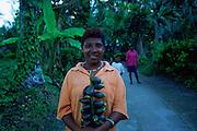 Wuvulu Island, Bismark Archipelago, Papua New Guinea, (editorial use only- no model release)<br />
