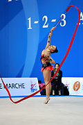 Jana Berezko is an athlete of Russian origin, born on October 17, 1995 in Togliatti, Samara Oblast. Now (2018) she is an individual rhythmic gymnast in German retirement. It is the all-around bronze medal of the 2010 Olympic youth.