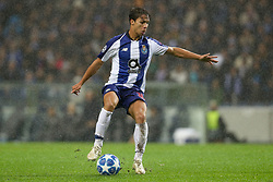 November 6, 2018 - Porto, Porto, Portugal - Porto's Spanish midfielder Oliver Torres in action during the UEFA Champions League, match between FC Porto and FC Lokomotiv Moscow, at Dragao Stadium in Porto on November 6, 2018 in Porto, Portugal. (Credit Image: © Dpi/NurPhoto via ZUMA Press)