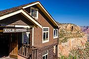 Kolb Studio, Grand Canyon National Park, Arizona USA