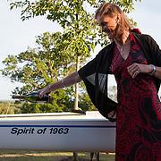 Boat Naming - PCBC 60th