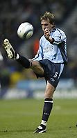 Fotball<br /> England 2004/2005<br /> Foto: SBI/Digitalsport<br /> NORWAY ONLY<br /> <br /> Bolton Wanderers v Southampton<br /> <br /> FA Barclays Premiership<br /> <br /> 19/04/2005<br /> <br /> Southampton's Claus Lundekvam