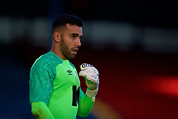 BLACKBURN, ENGLAND - Thursday, July 19, 2018: Blackburn Rovers' goalkeeper David Raya during a preseason friendly match between Blackburn Rovers FC and Liverpool FC at Ewood Park. (Pic by David Rawcliffe/Propaganda)