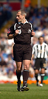 Photo: Leigh Quinnell.<br /> Birmingham City v Newcastle United. The Barclays Premiership. 29/04/2006. Referee M.Atkinson.