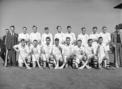 All-Ireland Senior Hurling Final, Cork v Galway, at Croke Park..Galway Team..06.09.1953