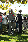 Washington, D.C-Oct 10:  Crowd attends the Million Man March 20th Anniversary March aka JusticeOrElse March held in Washington, D.C. on October 10, 2015.  Photo by Terrence Jennings/terrencejennings.com