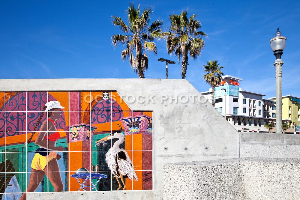 Huntington Beach Pier Plaza