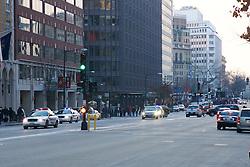 Motorcade Early Morning