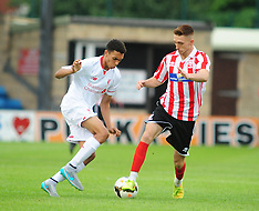 150723 - Lincoln City U18 Vs Liverpool U18