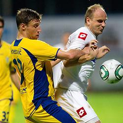 20110806: SLO, Football - PrvaLiga, NK Domzale vs Luka Koper