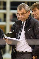 Keuringscommissie: Schepers Boudewijn., De Smet S, Floren L., Bode H.<br /> BWP Hengstenkeuring 2012<br /> Zilveren Spoor Moorsele<br /> © Dirk Caremans