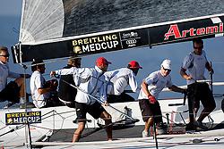 07_004834 © Sander van der Borch. Hyres - FRANCE,  11 September 2007 . BREITLING MEDCUP  in Hyres  (10/15 September 2007). Races 1 & 2