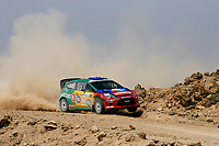 MOTORSPORT - WRC 2011 - JORDAN RALLY - 14 TO 16/04/2011 - DEAD SEA (JOR) - PHOTO : BASTIEN BAUDIN / DPPI - <br /> 05 HENNING SOLBERG (NOR) / ILKA MINOR (AUT) - FORD FIESTA RS WRC - M-SPORT STOBART FORD WORLD RALLY TEAM - ACTION