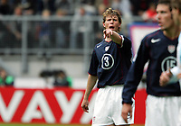 Fotball <br /> FIFA World Youth Championships 2005<br /> Enschede<br /> Nederland / Holland<br /> 11.06.2005<br /> Foto: Morten Olsen, Digitalsport<br /> <br /> USA v Argentina 1-0<br /> <br /> Jonathan Spector - USA