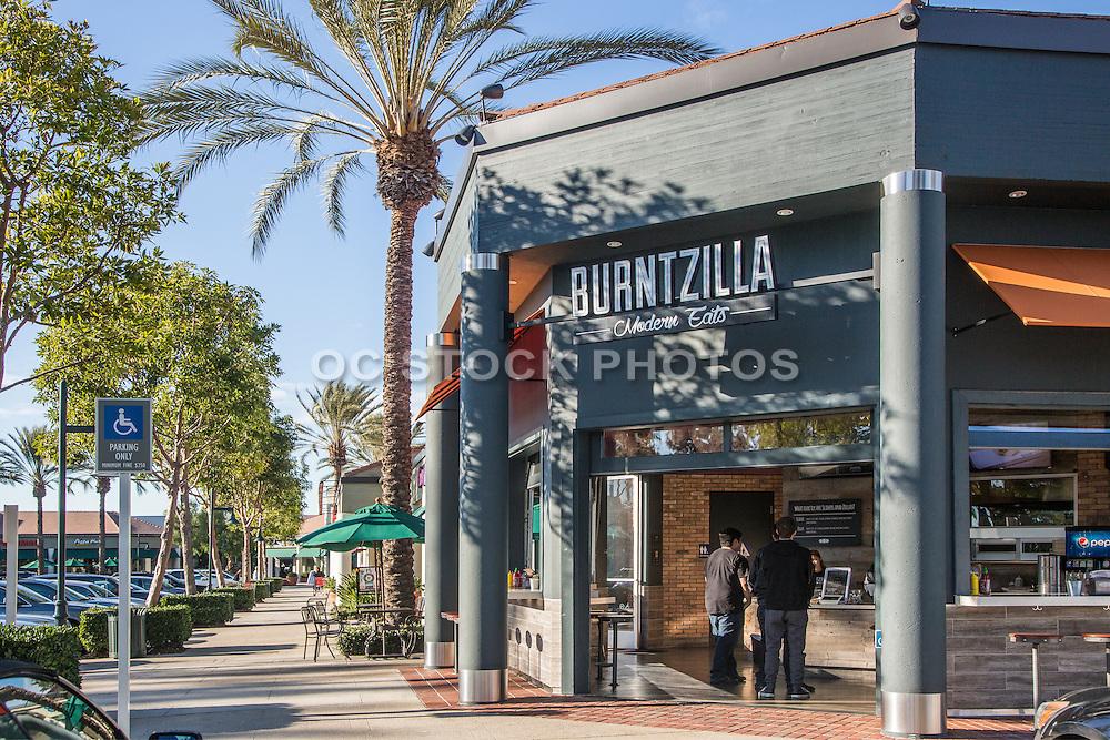 Walnut Village Center in Irvine California