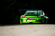 August 4-6, 2011. American Le Mans Series, Mid Ohio. 34 Green Hornet Black Swan Racing, Peter LeSaffre, Andrew Davis