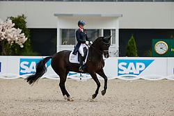Fry Charlotte, GBR, Dark Legend<br /> CHIO Aachen 2021<br /> © Hippo Foto - Stefan Lafrentz<br />  17/09/2021