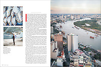 A feature travel story on Ho Chi Minh City shot for United Airlines.
