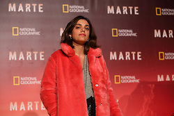 November 8, 2016 - Roma, RM, Italy - Italian actress Margherita Vicario during Red Carpet of the premier of Mars, the largest production ever made by National Geographic  (Credit Image: © Matteo Nardone/Pacific Press via ZUMA Wire)