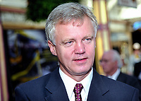 David Davis, MP, Conservative Party, UK, 199910082.<br />