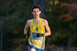 Mount Desert Island Marathon<br /> Stuart Russell, BAA, 2nd Marathon,
