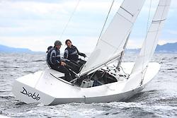 Marine Blast Regatta 2013 - Holy Loch SC<br /> <br />  1176, Diablo, R Murray, OD, Etchells <br /> <br /> <br /> Credit: Marc Turner / PFM Pictures