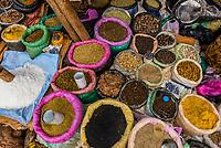 Market, Bahir Dar, Amhara region, Ethiopia.
