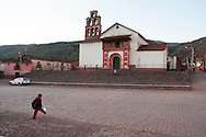 As in many other places along the Collasuyo, Oropesa has its well preserved colonial church