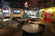 CrowdSource, based in Swansea, has a huge break room with television, games, and ultra-modern decorating touches. The content and search engine optimization business recently bought out one of their top competitors, San Francisco-based Servio.