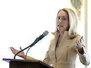Valerie Plame Speaks At Huntingdon Valley Library Benefit