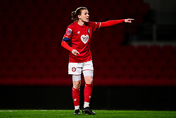 Frankie Brown of Bristol City - Mandatory by-line: Ryan Hiscott/JMP - 17/02/2020 - FOOTBALL - Ashton Gate Stadium - Bristol, England - Bristol City Women v Everton Women - Women's FA Cup fifth round