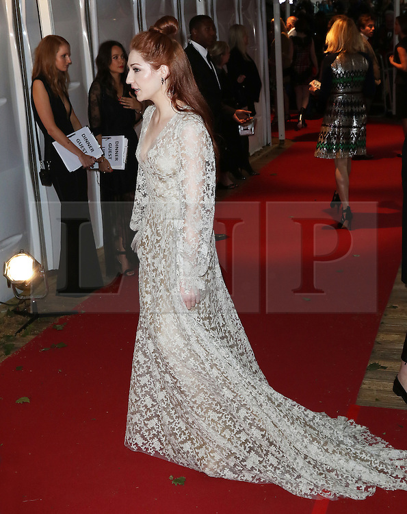 Nicola Roberts, Glamour Women of the Year Awards, Berkeley Square Gardens, London UK, 02 June 2014, Photos by Richard Goldschmidt /LNP © London News Pictures