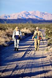 Kathie Meyer & Myra Howe