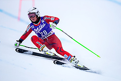 17.01.2018, Olympia delle Tofane, Cortina d Ampezzo, ITA, FIS Weltcup Ski Alpin, Abfahrt, Damen, 1. Training, im Bild Ragnhild Mowinckel (NOR) // Ragnhild Mowinckel of Norway in action during the 1st practice run of ladie' s downhill of the Cortina FIS Ski Alpine World Cup at the Olympia delle Tofane course in Cortina d Ampezzo, Italy on 2015/01/17. EXPA Pictures © 2018, PhotoCredit: EXPA/ Dominik Angerer