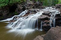 Fifth Falls, Goosebury Falls State Park Minnesota
