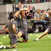 NLD/Amsterdam/20050729 - LG Amsterdam Tournament 2005, warming up Arsenal, Dennis Bergkamp(10)