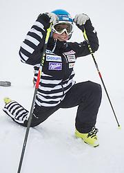 29.10.2013, Moelltaler Gletscher, Flattach, AUT, FIS Ski Weltcup, Training Moelltaler Gletscher, im Bild Merle Soppela (FIN) // Merle Soppela of Finnland during practice session prior to the Levi FIS World Cup at Moelltaler Glacier in Flattach Austria on 2013/10/29. EXPA Pictures © 2013, PhotoCredit: EXPA/ Johann Groder