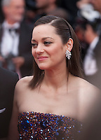 Actress Marion Cotillard at the gala screening for the film Macbeth at the 68th Cannes Film Festival, Saturday 23rd May 2015, Cannes, France.