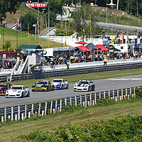 Lakeville, Continental Tire - Jul 23, 2016:  The IMSA WeatherTech Sportscar Championship teams take to the track for a practice session for the Northeast Grand Prix at Lime Rock Park in Lakeville, Continental Tire.