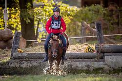 Quirijnen Bente, BEL, Gerty<br /> LRV Ponie cross - Zoersel 2018<br /> © Hippo Foto - Dirk Caremans<br /> 28/10/2018