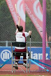 KALMAN Krisztina, 2014 IPC European Athletics Championships, Swansea, Wales, United Kingdom