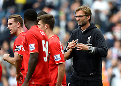 Liverpool Manager Jurgen Klopp  - Mandatory by-line: Joe Meredith/JMP - 15/05/2016 - FOOTBALL - The Hawthorns - West Bromwich, England - West Bromwich Albion v Liverpool - Barclays Premier League
